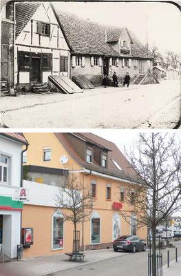 Hauptstraße, ehemaliges Gasthaus Rössle