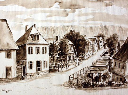 Hauptstraße 81 1983