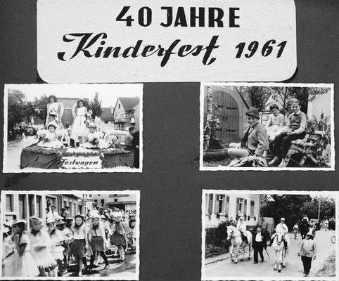 Kinderfest 1961 Nr. 16