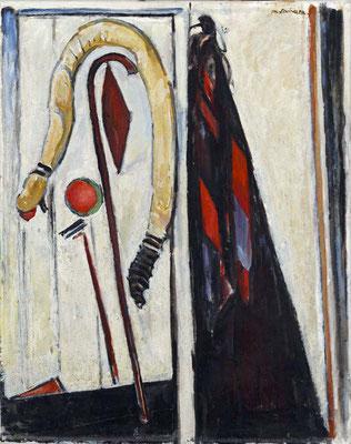 Schindler 1950 abstrakte Komposition