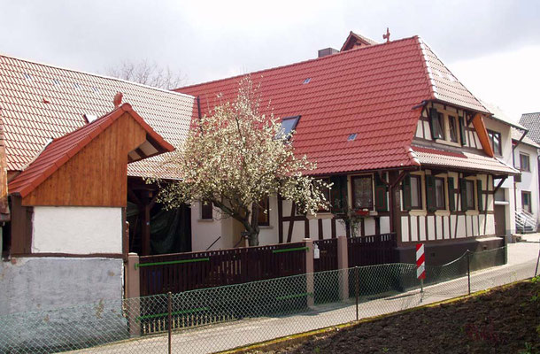 Haus Fanny Bullinger Hebelstraße 3
