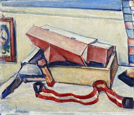 Schindler Spielzeugkiste 1946