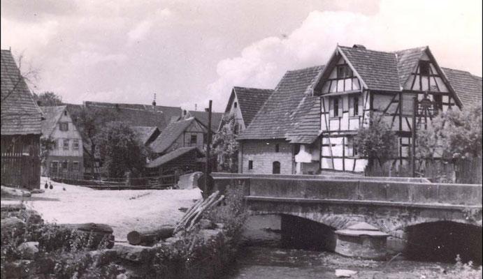 Totenbrücke, Hitscherichhaus