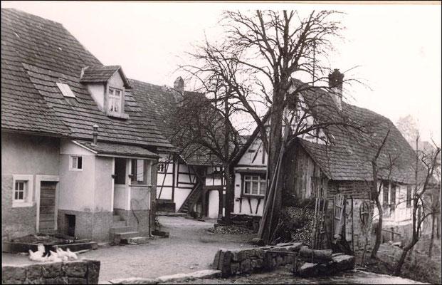 Mühle Hitscherich am Waldprechtsbach