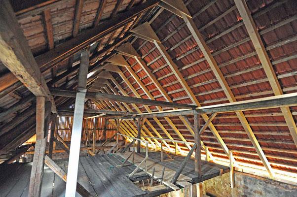 19.8.2020 das neue Dach