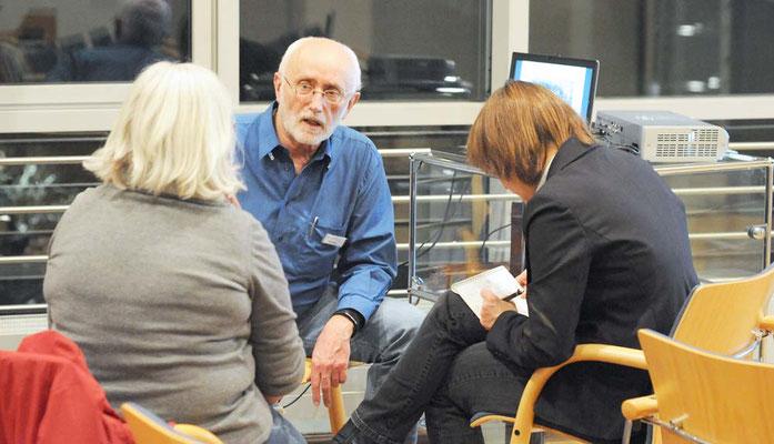 Pressegespräche mit Rainer