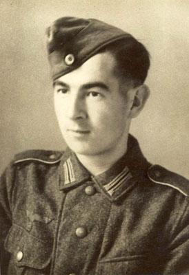 """Sohn des Georg Kastner, Alois Kastner, """"Sodawasserle"""", ab 1930 Eigentümer"""