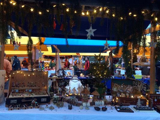 Weihnachtsmarkt Eglisau 2014