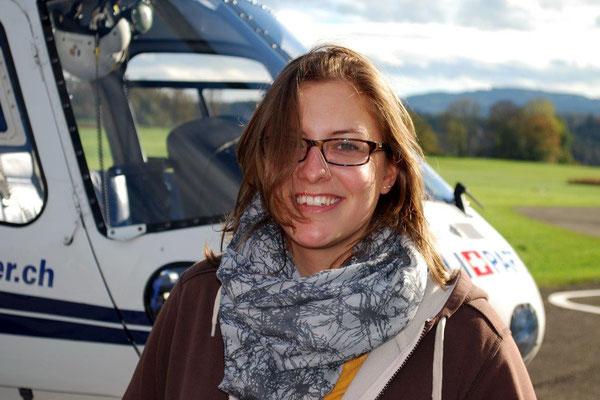 Hubschrauberfluggast Köln