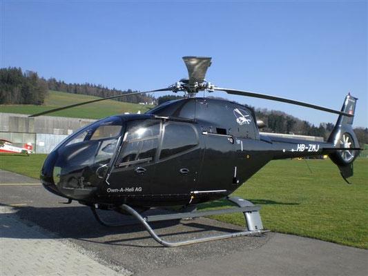 Hubschrauberflug Köln