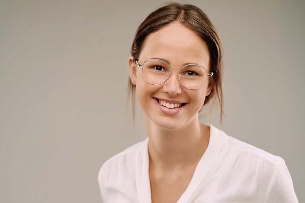 Bewerbungsfoto-Frau