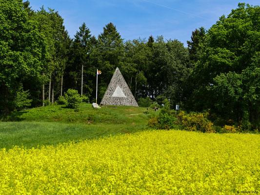 Fürstendenkmal in Langenrehm