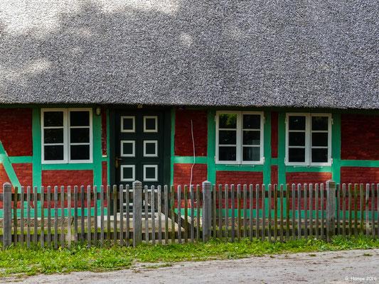 Alte  Stellmacherei in Langenrehm