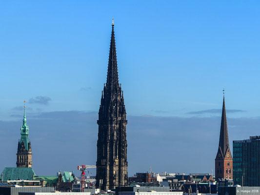 Hamburger Kirchen 1