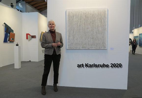 Art Karlsruhe 2020 mit Galerie Böhner