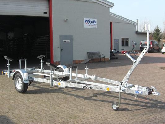 WICK Bootstrailer | www.pk-yachtservice.de