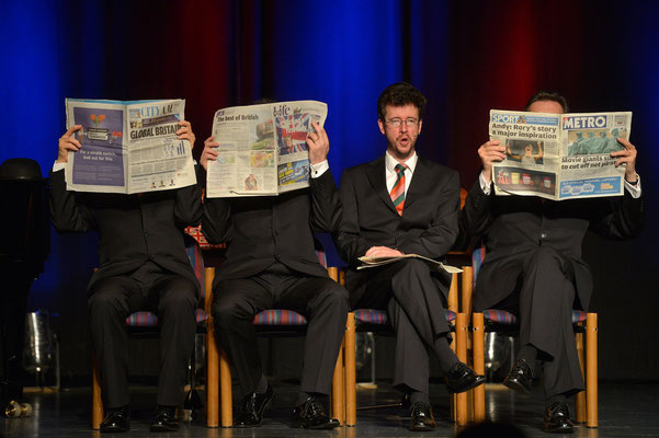 The London Quartett