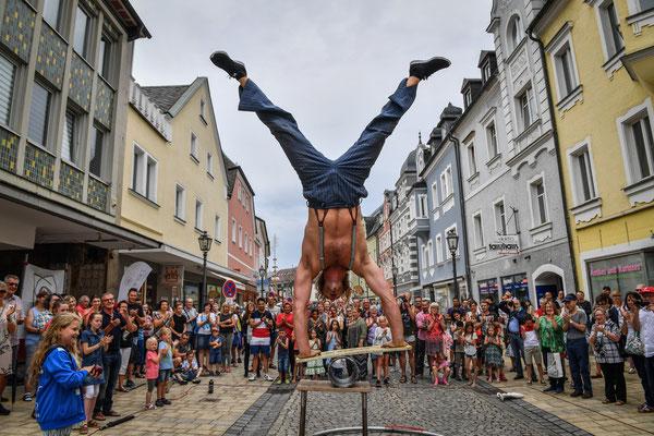 Straßenfestival in Marktredwitz