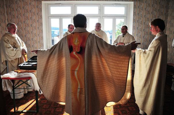 Arzberg | Einführung des neuen Pfarrers