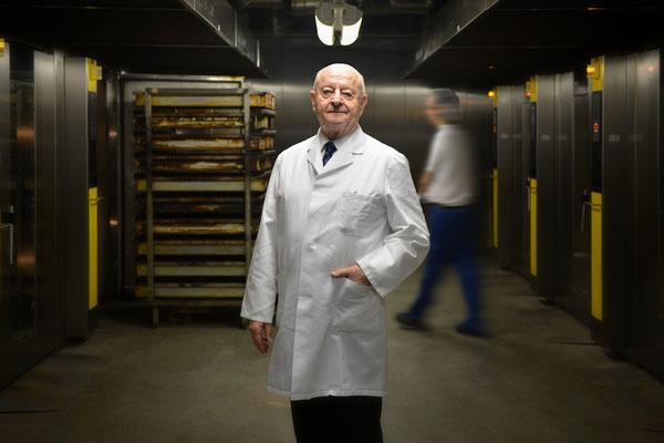 Franz Leupoldt   Brotfabrikant