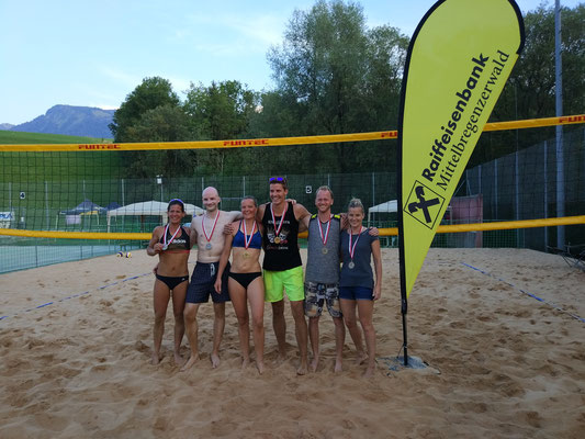 Emser 3-fach-Erfolg bei den Mixed-Landesmeisterschaften