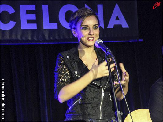 Fotos Concierto Casino de Barcelona - 29/10/2016 Fotos Celia de la Vega
