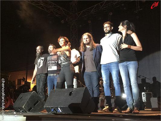 Fotos Concierto Villaseca de la Sagra - 10/09/2016 Fotos Celia de la Vega
