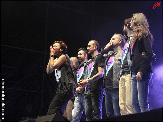 Concierto Cornellà de Llobregat - 28/05/2016 - Fotos Celia de la Vega