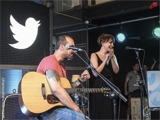 Fotos Concierto #TwitterAcoustics - 30/06/2016 Fotos Celia de la Vega