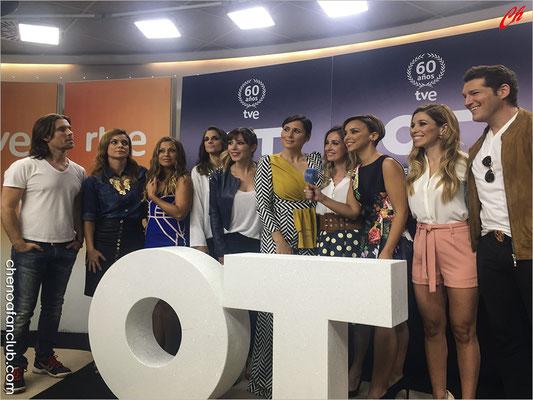 Presentación OT. El Reencuentro 06/10/2016 Fotos Celia de la Vega
