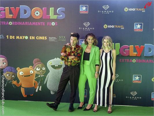 Premiére Película Ugly Dolls 27/05/2019 - Fotos Celia de la Vega