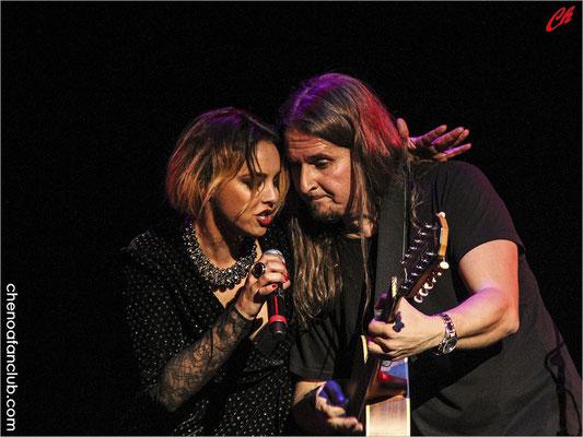 Fotos Concierto Teatro Nuevo Apolo (Madrid) 21/03/2017 - Fotos Celia de la Vega