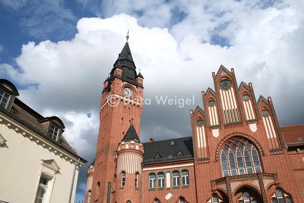 Berlin, Rathaus Köpenick