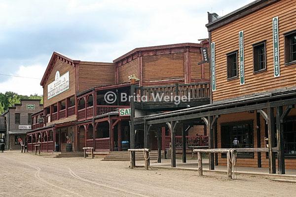 Westernstadt Eldorado Templin