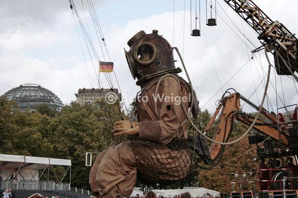 Riesen in Berlin 2009
