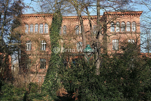 Eberswalde, Alte Forstakademie