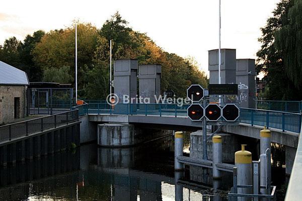 Zugbrücke Eisenspalterei