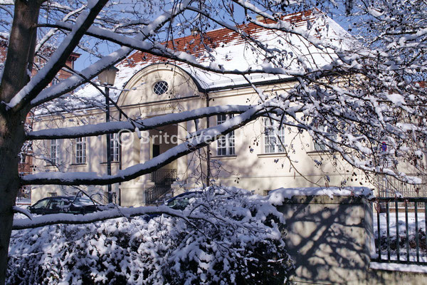 Alte Forstakademie