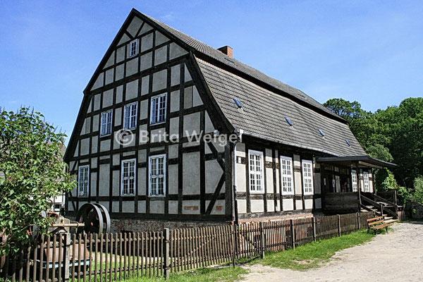 Klostermühle Boitzenburg/ Uckermark