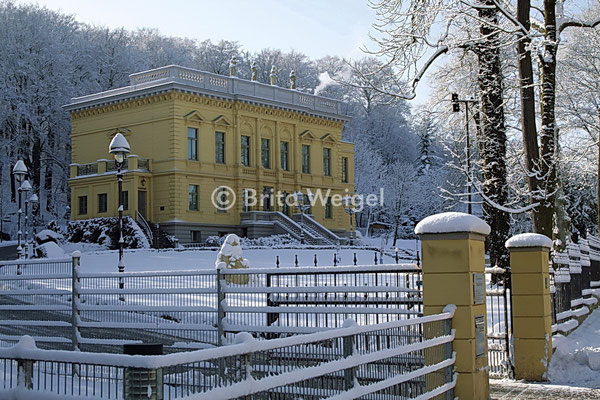 Eberswalde, Märchenvilla