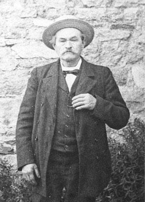 Louis JEAN vers 1905