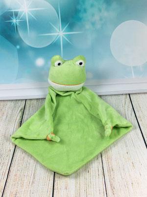 Schnuffeldecke Frosch