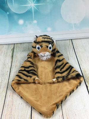 Schnuffeldecke Tiger