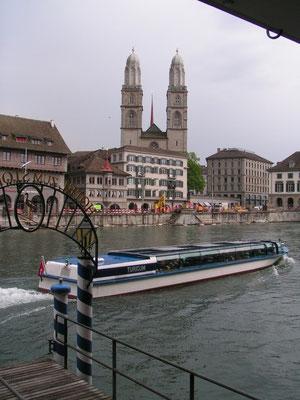 Zürich, Großmünster