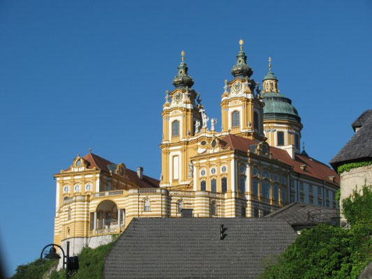 Tor zur Wachau: Stift Melk