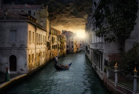 Dunkles Venedig 1