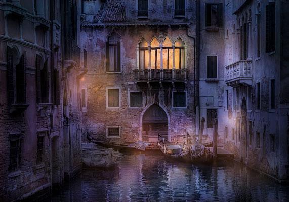 Dunkles Venedig 5