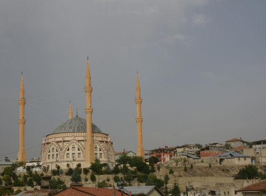 Moschee mit 4 Minaretten