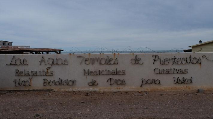 Heisse Quellen von Puertocecitos