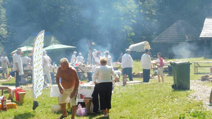 ungarisches Gulaschfestival